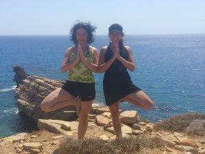 8-Daagse Energieke Iyengar Yoga Retreat in Kreta