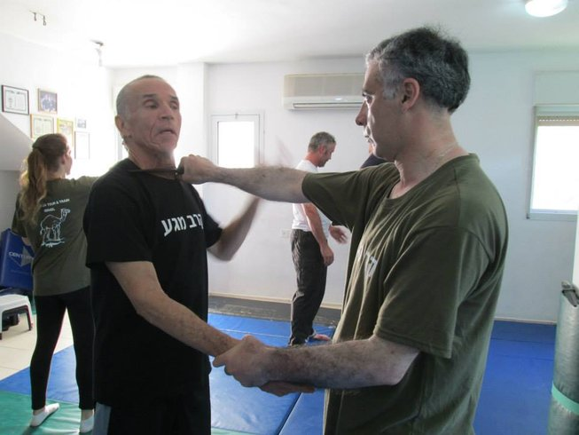 11 Days Krav Maga Training in Israel