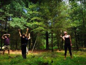 4-Daagse Antaskara Yoga, Meditatie en Lichaamswerk Retreat in de Vlaamse natuur
