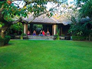 8 jours en stage de yoga et fitness pour femmes à Bali, Indonésie