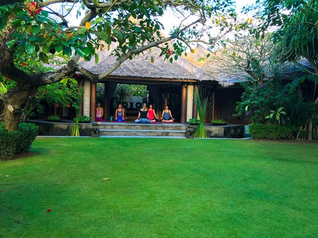 8 Days Women Fitness and Yoga Retreat in Bali, Indonesia