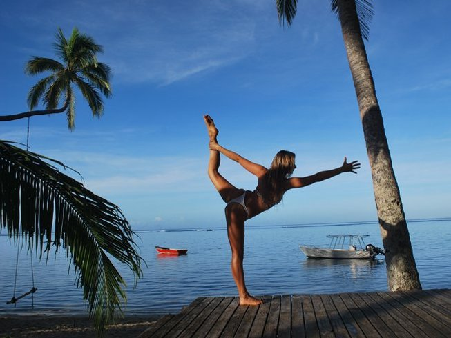 11 Days Yoga, SUP, and Surf Camp in Coral Coast, Fiji