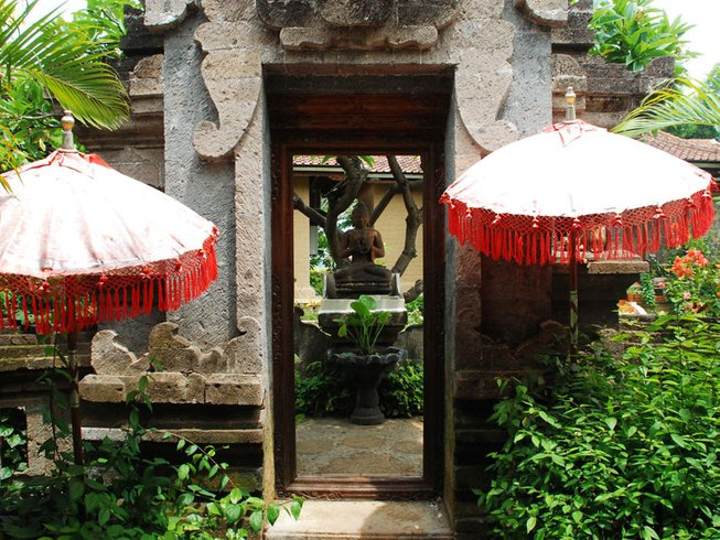 4 Days Diving, Meditation and Yoga Retreat in Bali