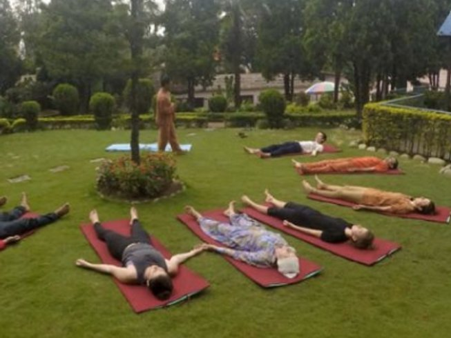 29 Days 200-Hour Yoga Teacher Training in Nepal