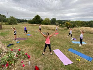 3 Day Weekend Yoga Retreat in The Beautiful Countryside of Sussex, England