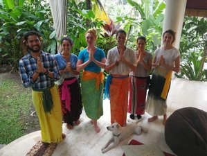 7 Tage Achtsamer Yoga Retreat in Ubud, Bali
