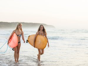 3 Day Surf and Yoga Weekend for Women in Caves Beach, New South Wales