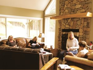 5 Day Flourish and Flow Wellness Retreat in Heffley Creek, British Columbia
