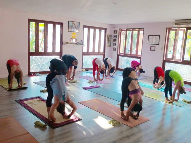 22 Days Therapy and Yoga Retreat in Phuket, Thailand