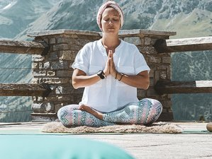 5 Day Experience the Winter in All its Splendor in Silence with Yoga Practice in Lech