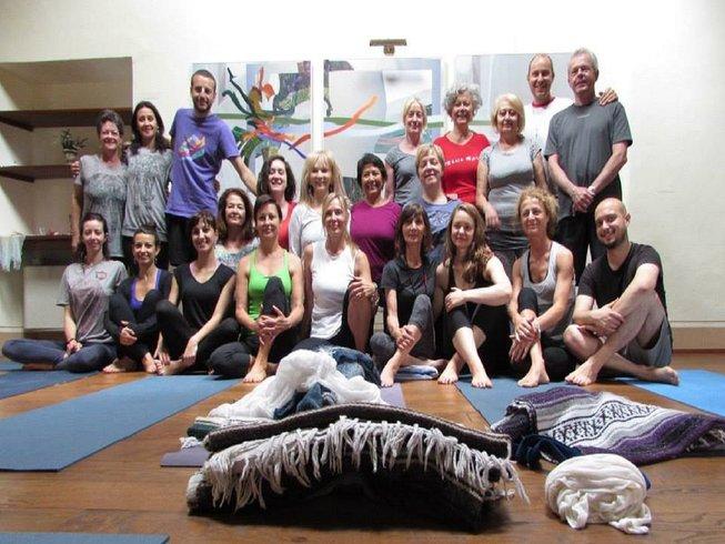 9 Days Yoga Retreat Italy