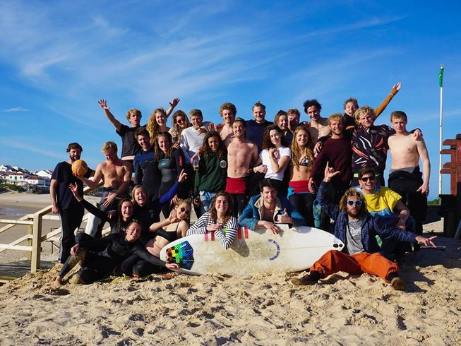 8 Days Budget Surf Camp in Centro Region, Portugal