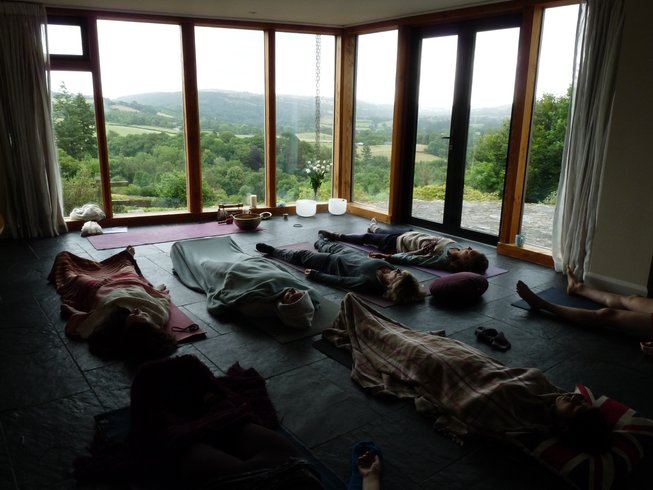 7 Days Spiritual Detox, Juice Fast and Yoga Retreat in Devon, UK