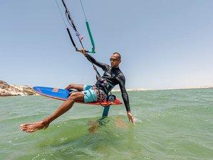 8 Days Refreshing Yoga Vacation and Kite Surf Camp Dakhla, Morocco