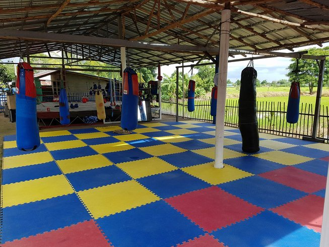 2 Months Country side Western Boxing and Muay Thai Training in Phetchabun, Thailand