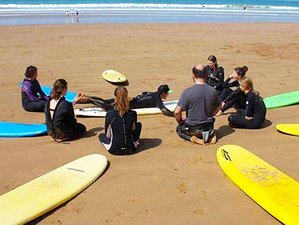 8 Day Exhilarating Surf Camp in Tamraght, Agadir