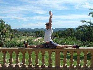 8-Daagse Detox, Fitness en Yoga Retraite in Frankrijk