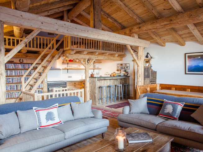 8 Days Skiing and Yoga Retreat in France with Live Piano Music