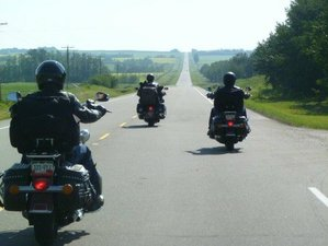 8 Day Self-Guided Chinook Country Motorcycle Tour in South-Western Canada