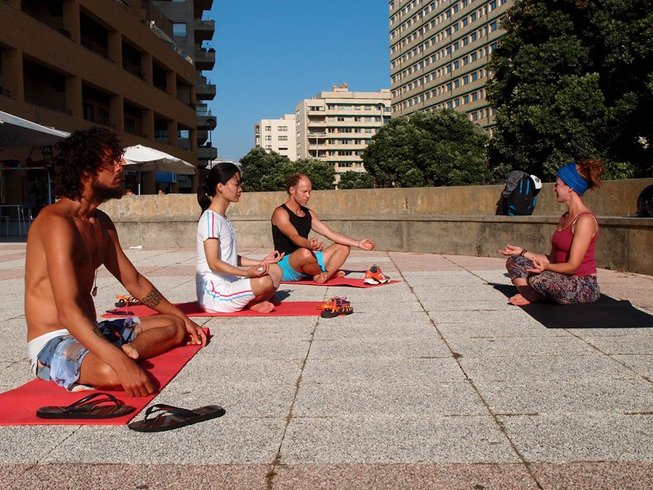 8 Days Surf Camp and Yoga Retreat in Matosinhos, Portugal