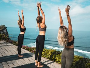 7 Day Beachfront, Surf, Breath, and Yoga Retreat in Puntarenas Province