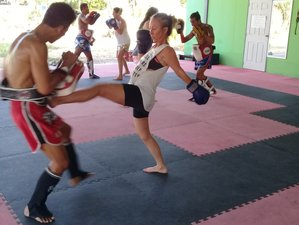 1 Year Affordable Muay Thai Training and Accommodation in Ao Nang, Krabi