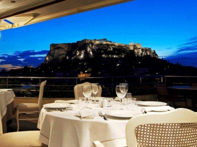 4 Days Grey Mullet Bottarga Culinary Vacation in Greece