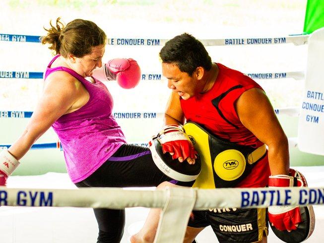 black MMA Kickboxing Wrestling Muay Thai Martial Arts Lightweight Boxing Shoes