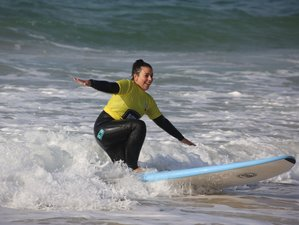 4 Day of X-Treme Surf in Baleal, Peniche