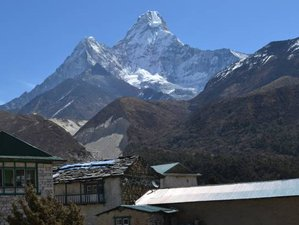16 Days Sherpa Challenge on the Everest Base Camp Trek Hiking Tour in Nepal