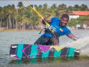 7 Days Beginner Kitesurfing Surf Camp Sri Lanka