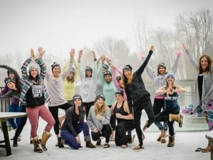 3 Day Weekend Snow Yoga Holiday in the White Mountain National Forest, New Hampshire