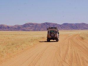 3 Days Private Adventure Safari in Etosha National Park, Namibia