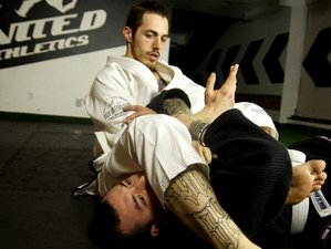 2 Weeks Advanced Boxing & BJJ Training Gym in Canada