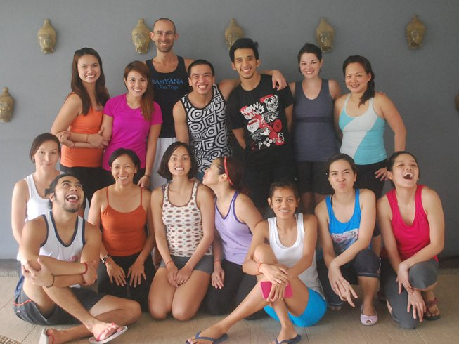 13 jours-200h en formation de professeur de yoga à Manille, Philippines