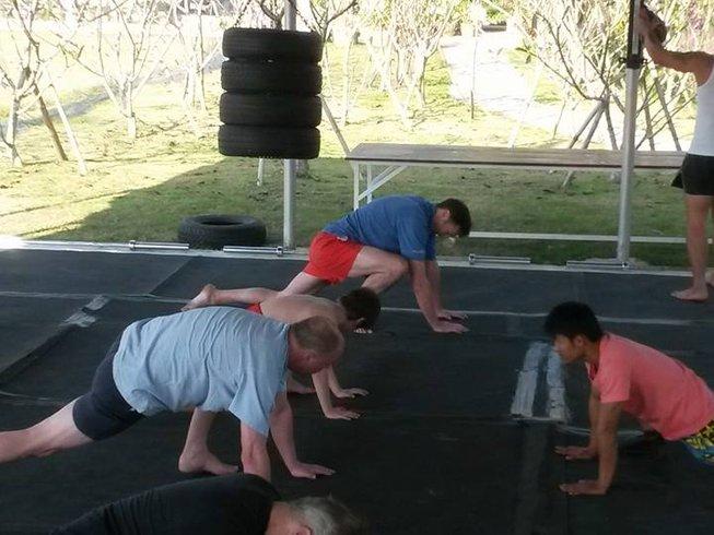 Muay Thai | MMA | Fitness Holidays