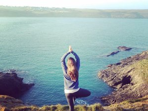 4 Days Shine Yoga Retreat in Cornwall, UK