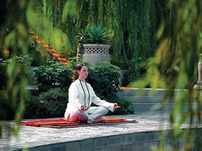 13-Daagse Erfgoed Yoga Retraite in India
