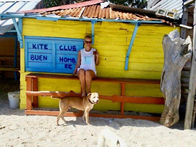 5 Days Beginner Kite Surf Camp in Buen Hombre, Dominican Republic