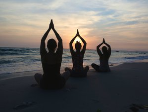 50 Days Yoga and Meditation Retreat in Kep, Cambodia