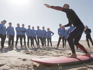 8 Days Joyful Surf Camp in Cascais, Portugal