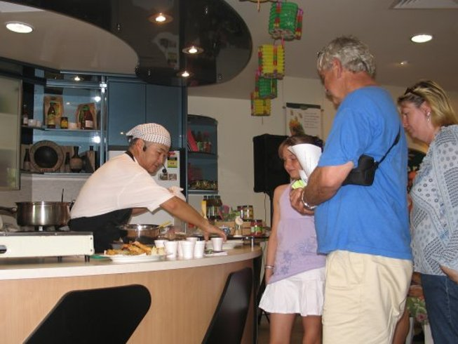 3 Days Japanese Cooking & Tea Holiday in Queensland