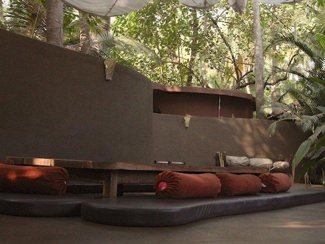 14 Days Basti Detox Yoga Retreat in Goa, India