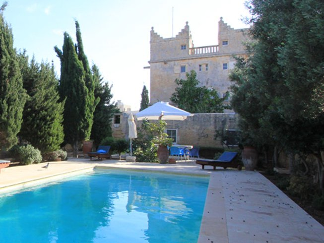 6 Days Meditation and Yoga Retreat in Malta Private Castle