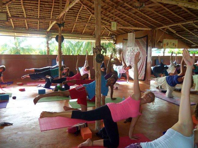 37 Days 300-Hour Yoga Teacher Training in Thailand