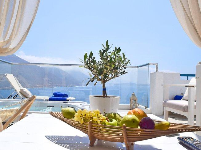 8 Days Celebrate the Abundant Life Meditation and Yoga Retreat in Cyclades, Greece