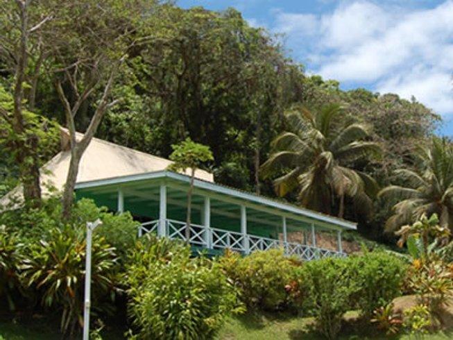 8 Days Pilates and Yoga Holiday in Savusavu, Fiji