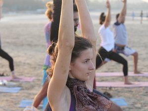 5 Day Joyful Beach Yoga Retreat in Mandrem, Goa