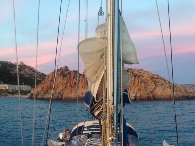 8 Days Sail and Yoga Retreat in Sardinia, Italy