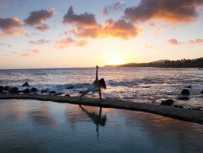 6 Days Luxury Yoga Retreat in Algarve, Portugal